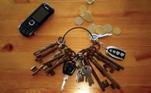 kulcscsomó